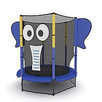 Детский батут UNIX line 4.6 ft ELEPHANT (140 cm)