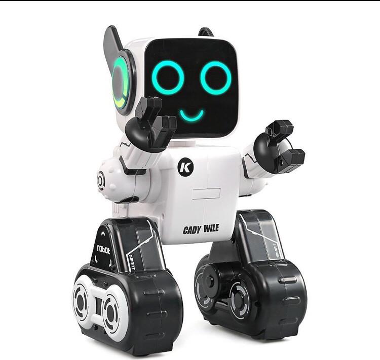 JJRC R4 Cady Wile RC робот 2.4 G управление деньгами звук взаимодействия жест датчик