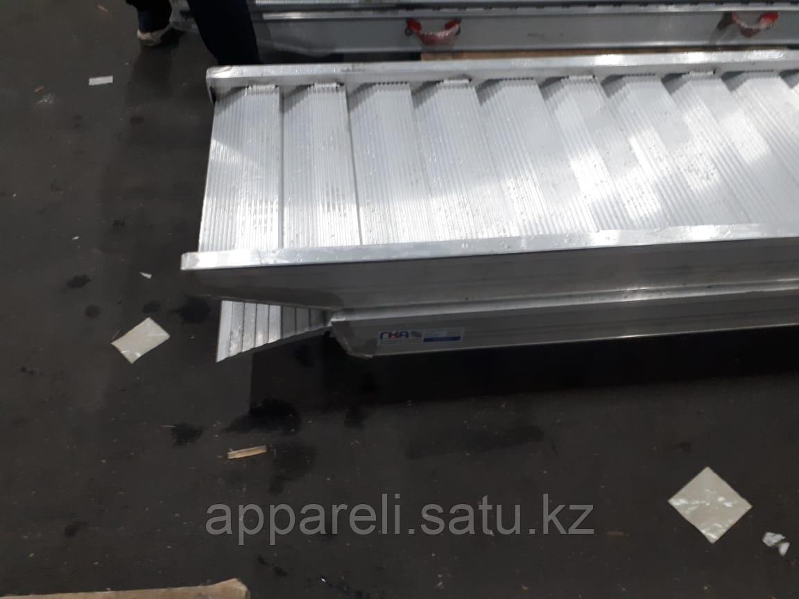 Алюминиевые аппарели от производителя 5 метров, 6 тонн