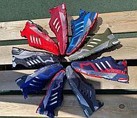 Кроссовки Adidas Marathon тем синий, фото 1