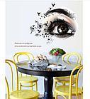 Наклейка настенная , для салонов красоты, фото 2