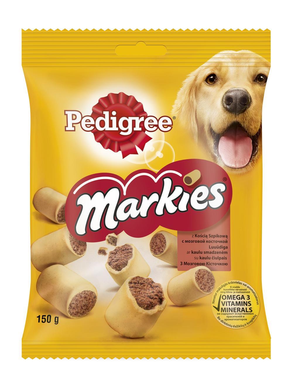Лакомство для собак Педигри Маркиз Мясное печенье