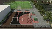 3D визуализация объекта стройки/монтажа