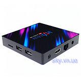ANDROID TV BOX приставка - H96 MAX (4/32GB), фото 4