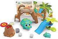 Развивающий игровой набор «Программируемый робот динозавр», фото 1
