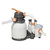 Песочный фильтр-насос, Bestway 58497, Flow Clear, 5.6 м3\час