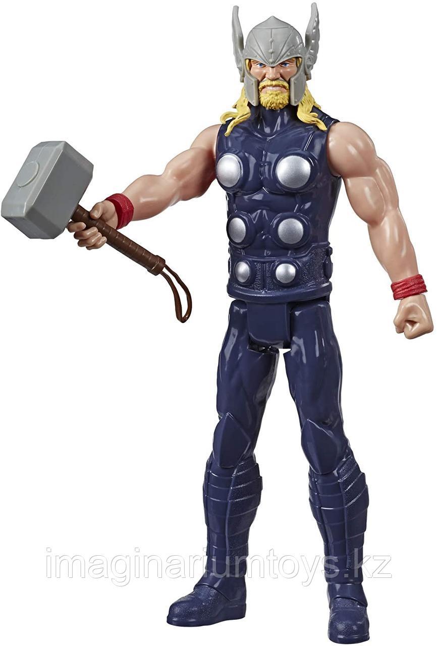 Тор фигурка супергероя 30 см оригинал Hasbro