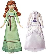 Кукла Анна Холодное сердце 2 с двумя нарядами