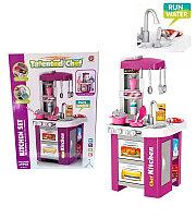 Игровой набор детская кухня 922-49 звук, свет, вода, фото 1