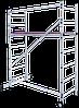 Вышка-тура алюминиевая 3 м, фото 2