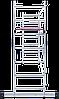Вышка-тура алюминиевая 3 м, фото 3