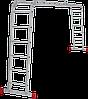 Лестница-трансформер NV 200 4х6, (6,45 м), фото 3