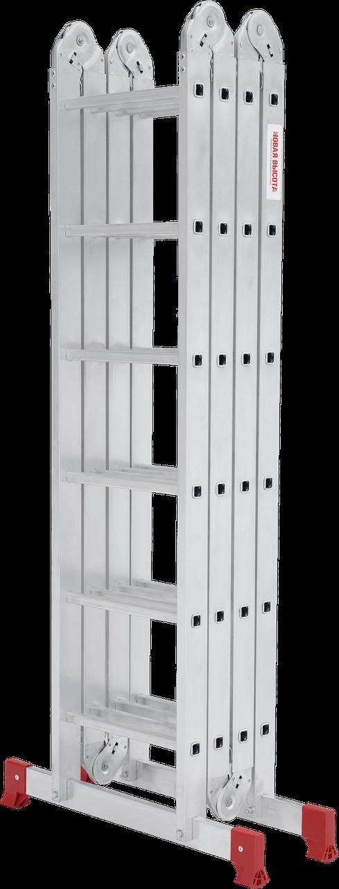 Лестница-трансформер NV 200 4х6, (6,45 м)