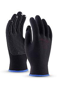 Перчатки черные нейлоновые в Алматы
