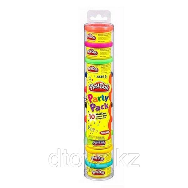 Hasbro Play-Doh Набор пластилина Для Праздника в тубусе