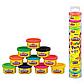 Hasbro Play-Doh Набор пластилина Для Праздника в тубусе, фото 2