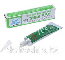 704 silicone rubber силиконовый клей