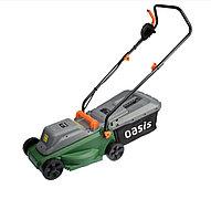 Газонокосилка электрическая Oasis GE-12, 1200Вт, 3300 об/мин