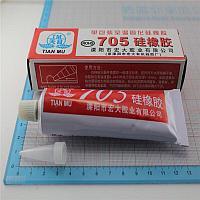 705  silicone rubber силиконовый клей