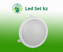 Светодиодный светильник SPB-2-12-R IP65 12Вт 4000К 960лм 190х75 круглый