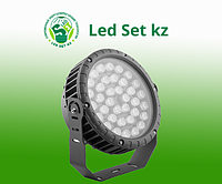 Светодиодный прожектор LL-885, D230xH260, IP65 36W 85-265V, RGB (Feron)