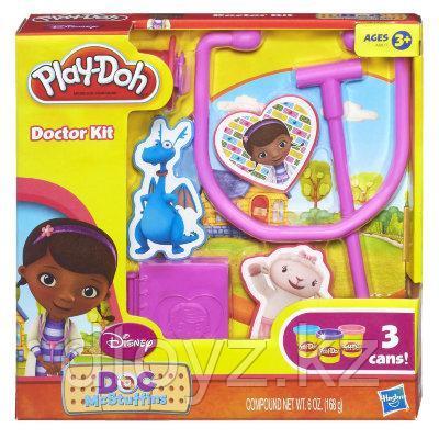 "Hasbro Play-Doh Набор с пластилином ""Доктор Плюшева"""