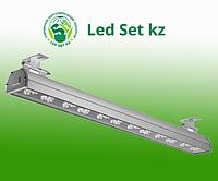 Светодиодный линейный прожектор LL-890, 36LED 6400К,1000*85*65mm, 36W 85-265V, IP65 (Feron)
