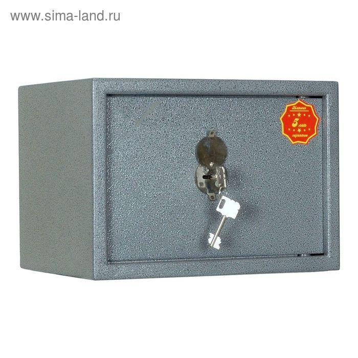 Сейф офисный ШБМ-25 - фото 1