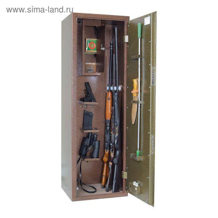 Сейф оружейный ОШ-6 - фото 2