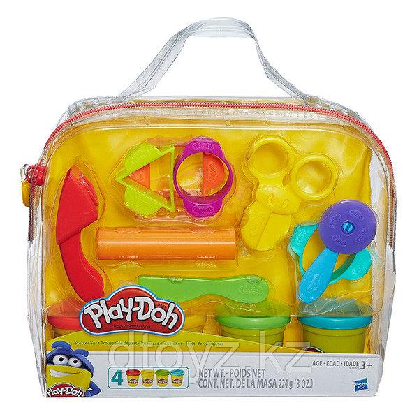 """Hasbro Play-Doh Игровой набор пластилина """"Базовый"""""""