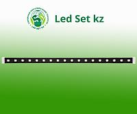 Светодиодный линейный прожектор LL-889, 18LED 6400К, 1000*46*46mm, 18W 85-265V, IP65 (Feron)