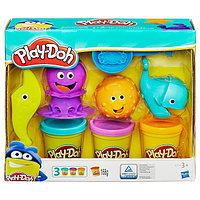 """Hasbro Play-Doh Игровой набор пластилина """"Подводный мир"""""""
