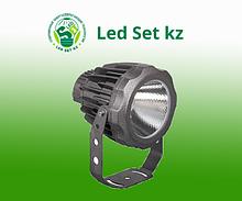 Светодиодный прожектор LL-886, D90xH115, IP65 10W 85-265V, холодный белый (Feron)