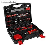 Набор инструментов в кейсе TUNDRA, универсальный, 46 предметов
