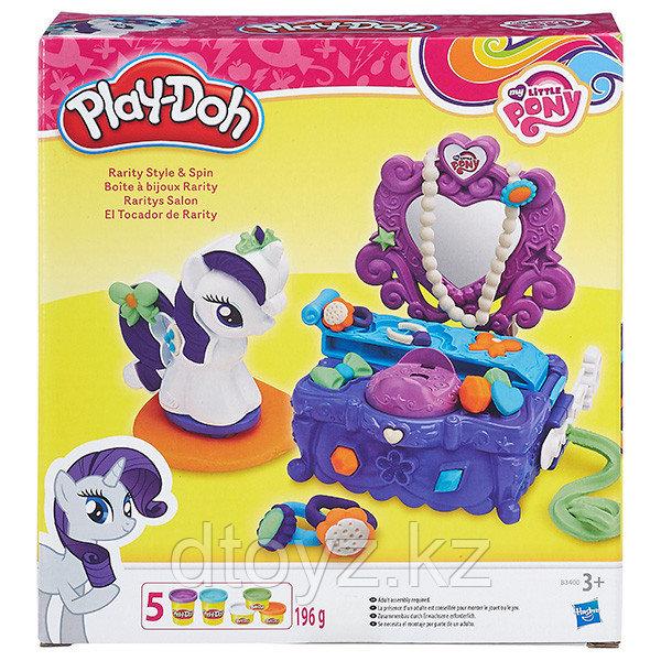 "Hasbro Play-Doh B3400 Игровой набор ""Столик Рарити"""