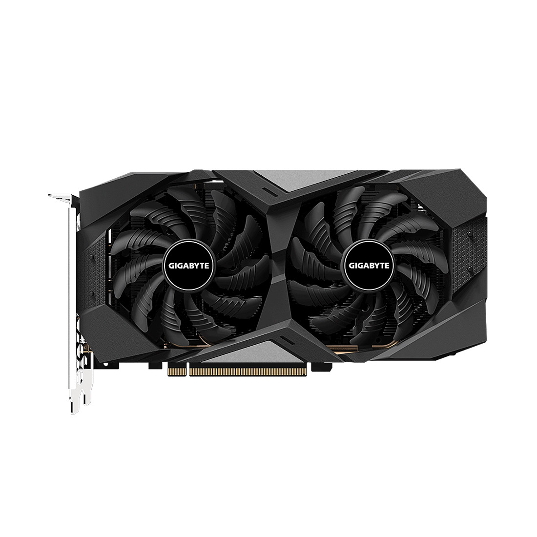 Видеокарта Gigabyte Radeon RX 5500 XT OC 4G (GV-R55XTOC-4GD)