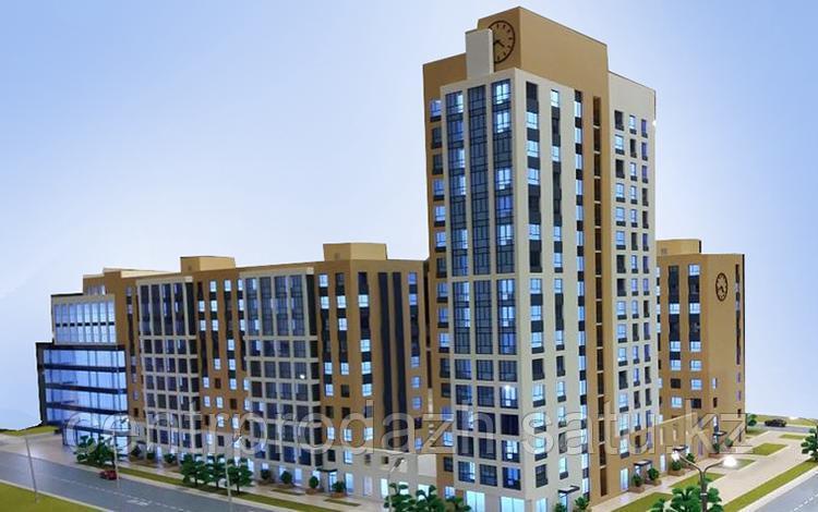 3 комнатная квартира в ЖК Manhattan 5 86.29 м²