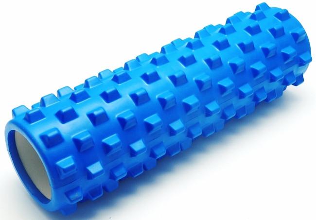 Валик большой для фитнеса и йоги (46*16,5см)