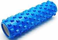 Валик большой для фитнеса и йоги (46*16,5см), фото 1