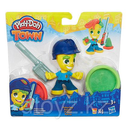 """Hasbro Play-Doh Игровой набор """"Город Фигурки"""" в ассортименте"""