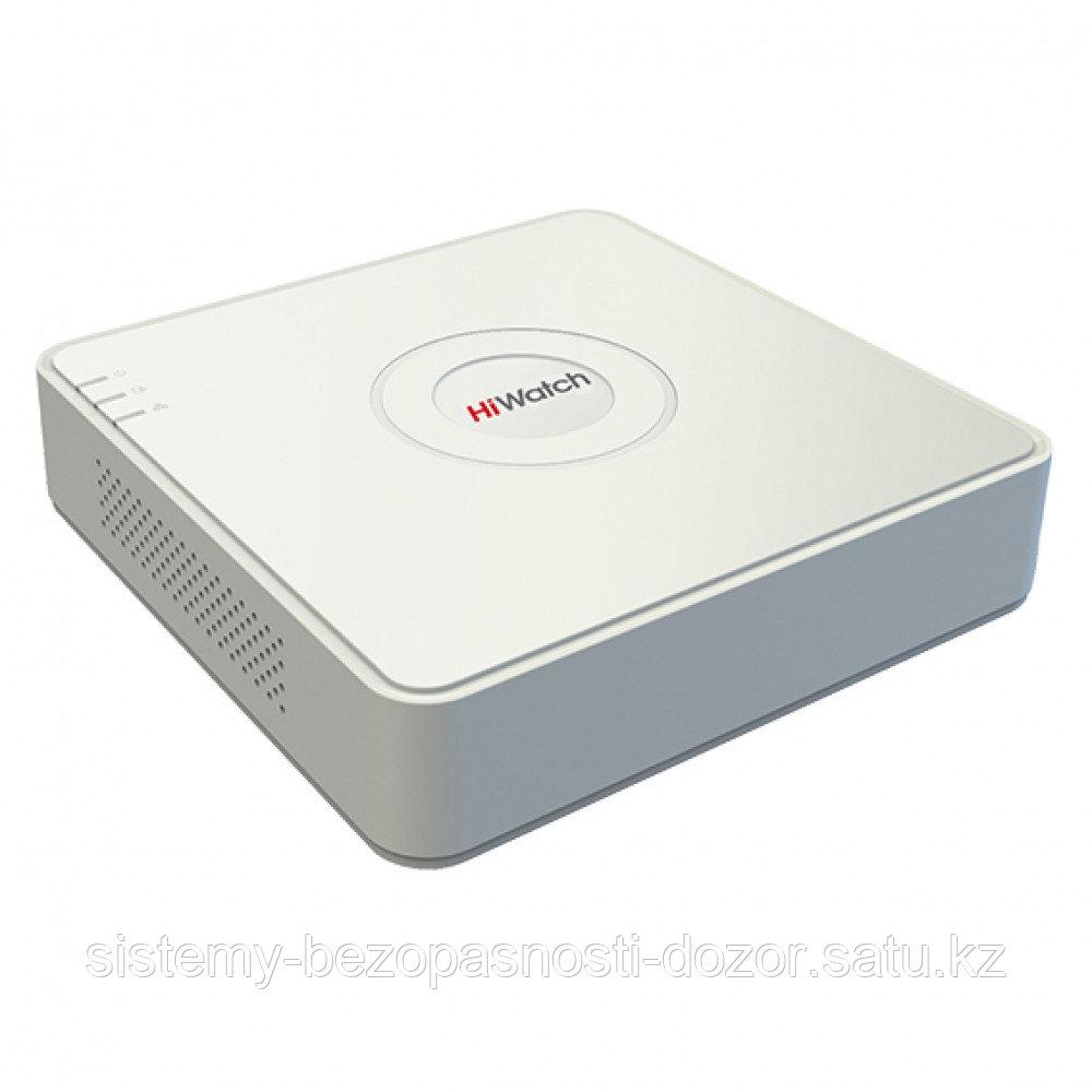 Гибридный регистратор DS-H208QA