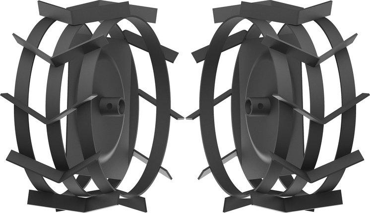 Грунтозацеп для бензинового мотоблока, ЗУБР ГР-425, 425 х 200 мм, фото 2