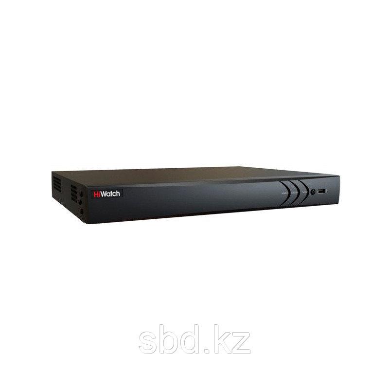 Гибридный видеорегистратор HiWatch DS-H208QP
