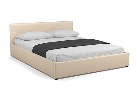 Кровать двуспальная Новиа 767, Бежевый, СМК (Россия), фото 2