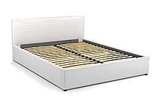 Кровать двуспальная Новиа 767, Белый, СМК (Россия), фото 2