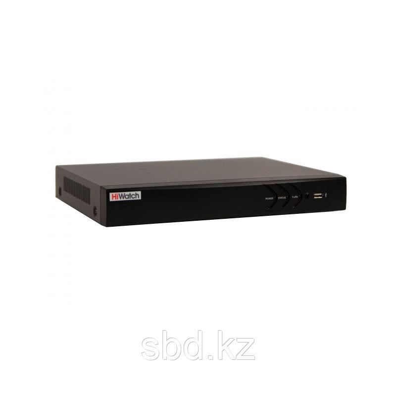 Гибридный видеорегистратор HiWatch DS-H308Q(N)