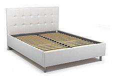 Кровать двуспальная Элси 765, Белый, СМК (Россия), фото 2