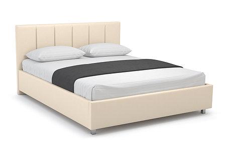 Кровать двуспальная Берта 766, Бежевый, СМК (Россия), фото 2