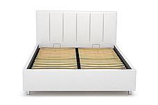 Кровать двуспальная Берта 766, Белый, СМК (Россия), фото 2