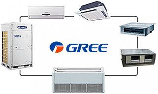 Мультизональные кондиционеры GREE GMV 5